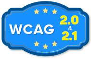 WCAG 2.0 and 2.1