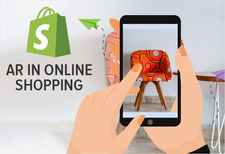 Shopify AR in Online Shopping