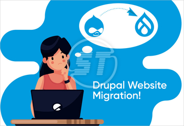 Drupal Website Migration